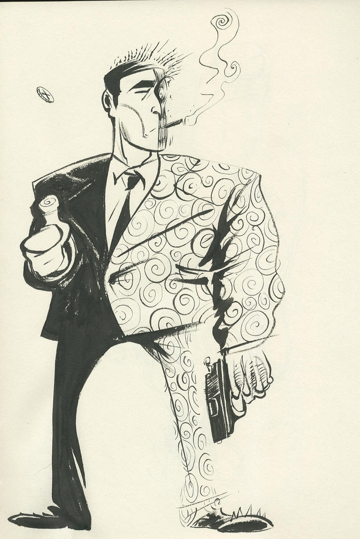 Two-Face by Phostex