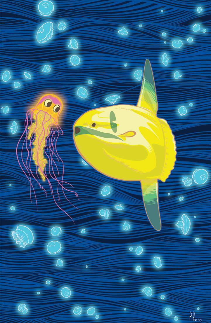 Mola Mola by Phostex