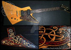 Guitar pickwguard