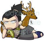 Shikamaru just being cranky