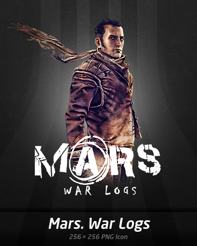 Mars. War Logs by A-Gr