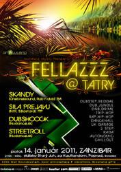 Fellazzz at Tatry by hildush