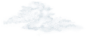 white clouds PNG image