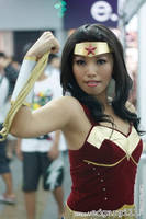 Wonder Woman by bunnybearme
