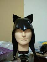 Catwoman Cowl by bunnybearme