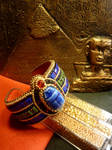 Bracelet in Ancient Egyptian style