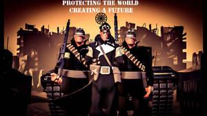 World war 3000: SSI