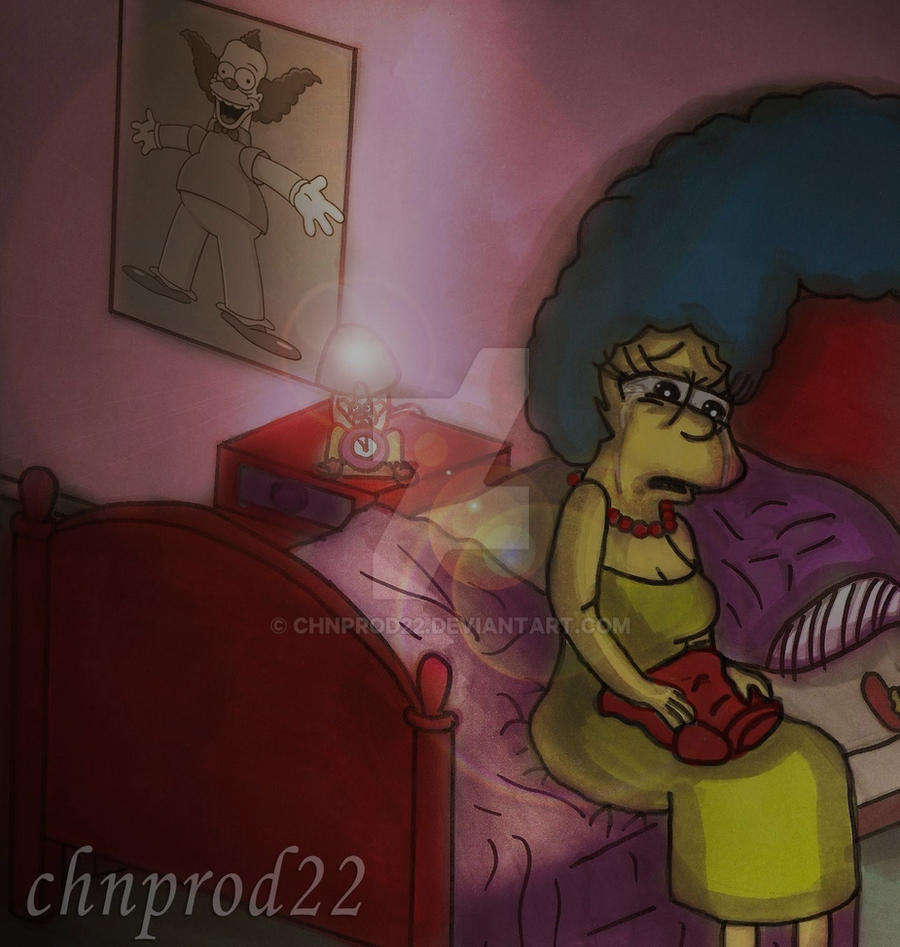 Marge - We Miss You, Son by ChnProd22