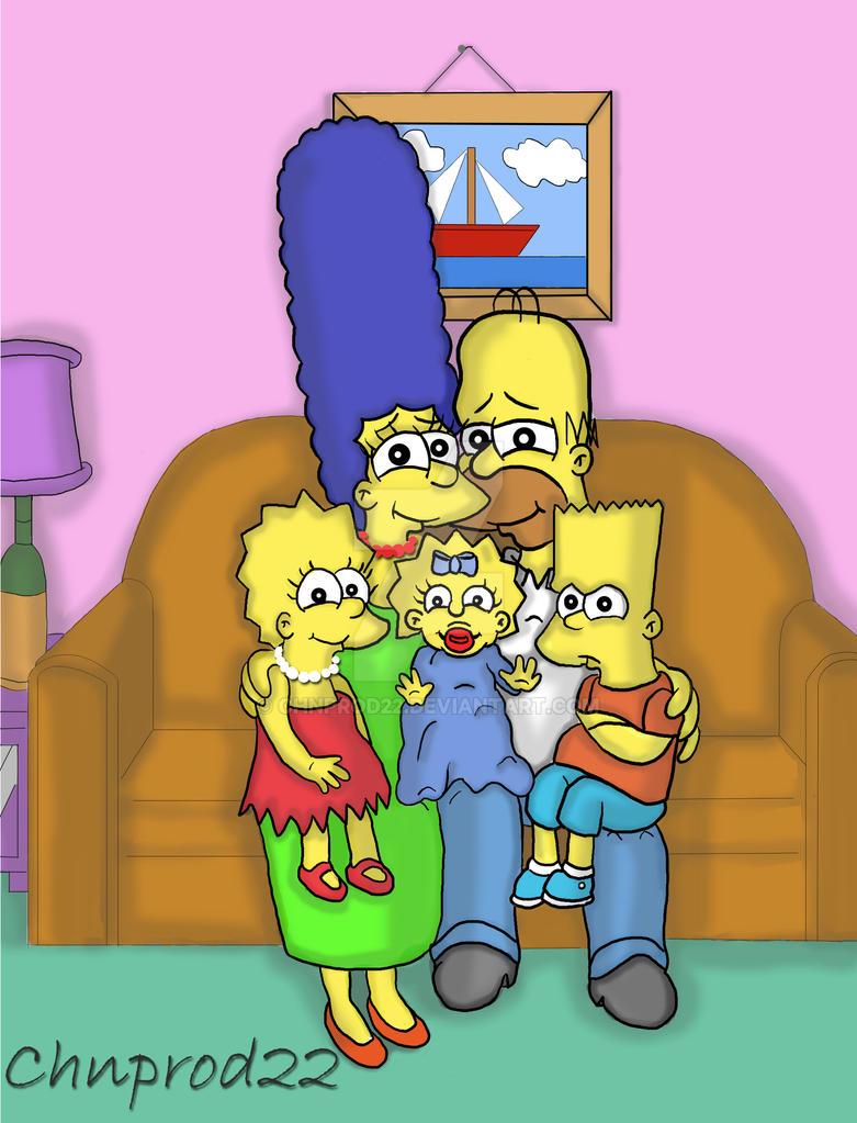 Family Portrait by ChnProd22