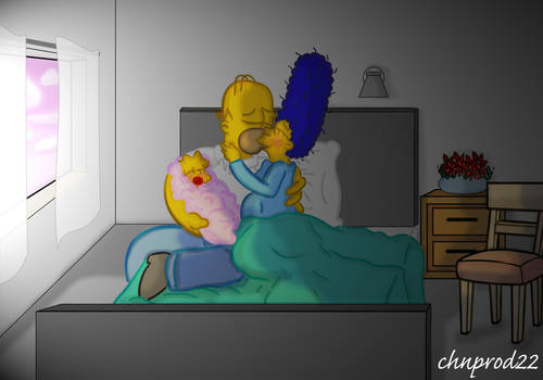 She`s Staying A Simpson