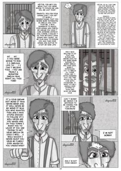 Pixar Coco_Please Wake Up_Page 28