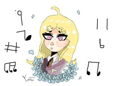 Kaede Akamastu Fan Art