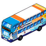Animated Bus by Luckymarine577