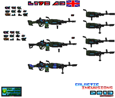 Concept Weapons L175 A3 by Luckymarine577