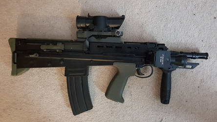 Airsoft Ares L22A2 2001 Config