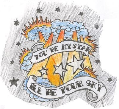 New-School Tattoos - sleeve tattoo