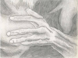 Old Hand by DodosConundrum