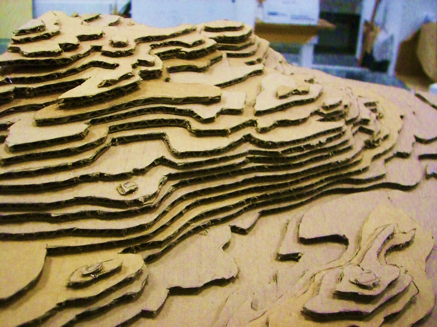 How To Make A 3d Topographic Map.3d Topographic Maps Fashionevolution
