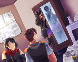 I-A-S Case 01 : Another Use for Mirrors by sepuluhributiga