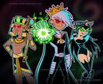 DP: The Evil Trio