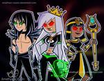 DP: The Evil Trio (Genderbend)