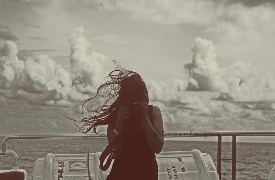 Belonged to the Sea by SpellboundMisfits