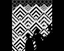 raw art / patterns surround us