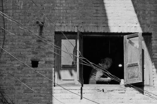 Window people