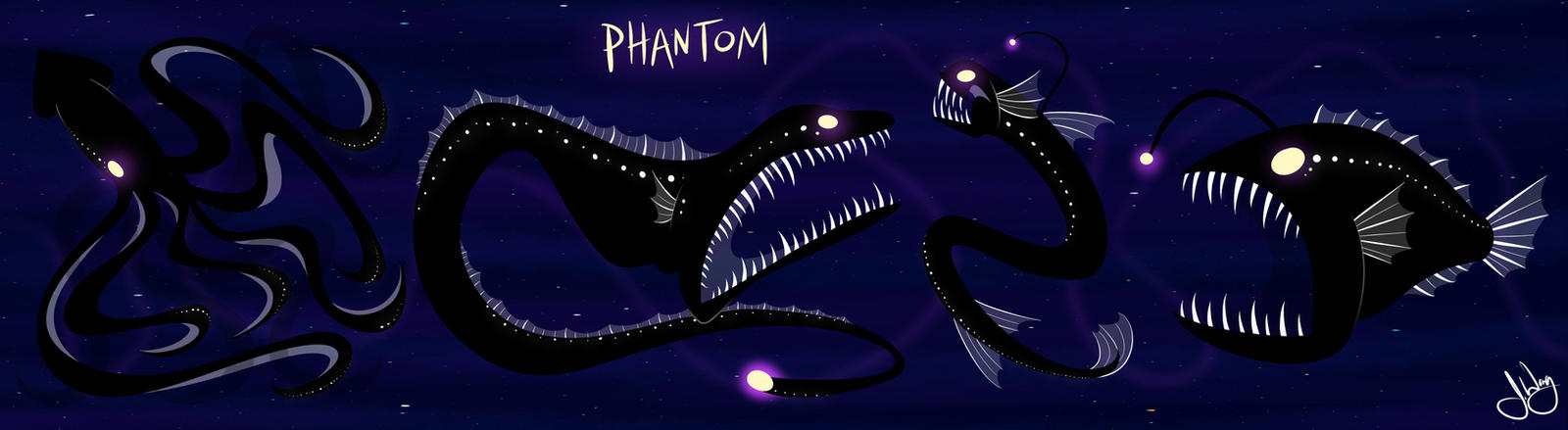 Phantom by imajenink