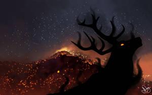 Burn by imajenink