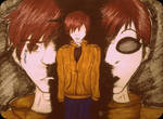 Marble Hornets- Animal I have become.