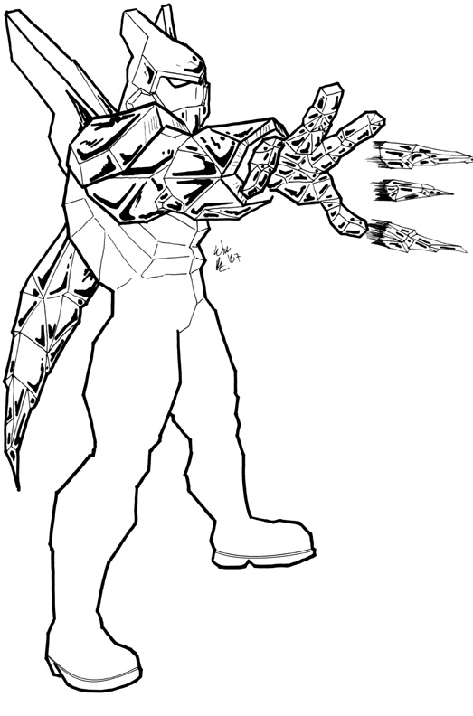 diamond head coloring pages - photo#12