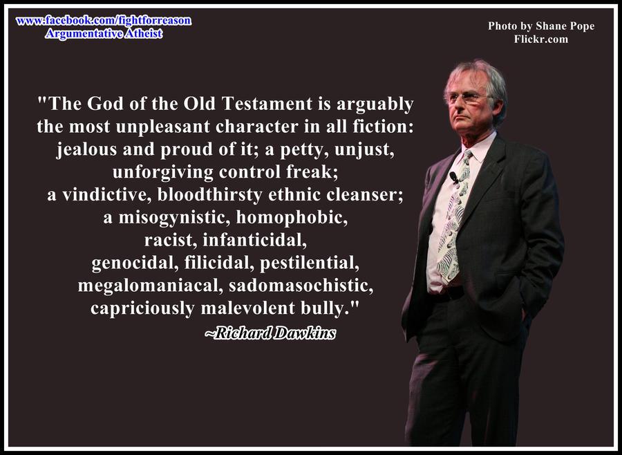 Richard Dawkins. by AAtheist