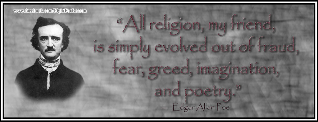 The truth about religion by AAtheist