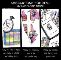 Resolutions for 2014