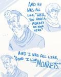 Hetalia: Monkeys