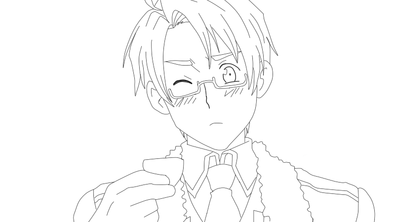 anime hetalia coloring pages - photo#17