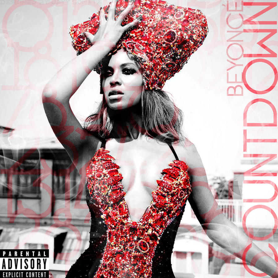 Beyonce Cover Art by JayySonata on deviantART