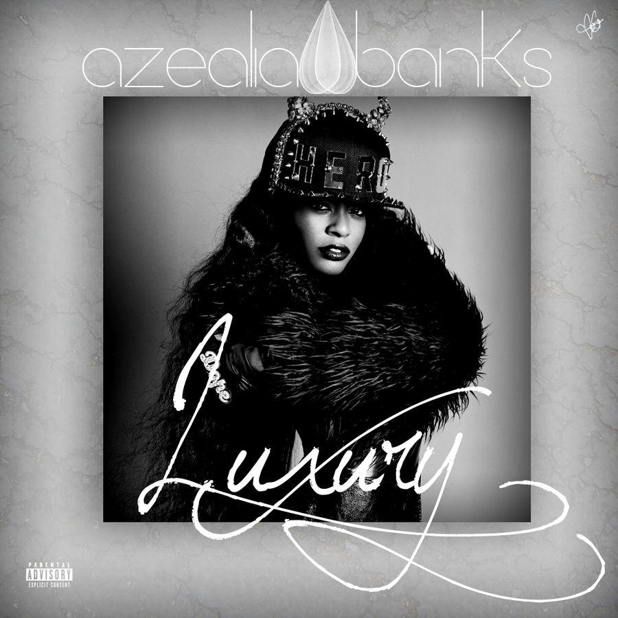 Azealia Banks - Luxury by JayySonata on DeviantArt