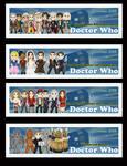 Chibi Doctor Who *long format*