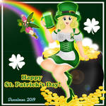 Happy St. Patrick's Day 2019 by DannimonDesigns