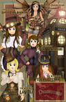 Steampunk Digidestined