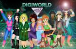 Digiworld 1988 by DannimonDesigns