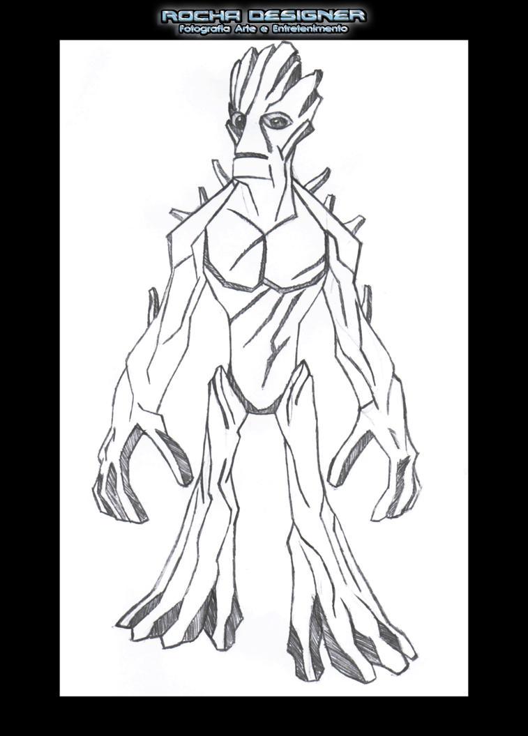 Groot by rochadesigner