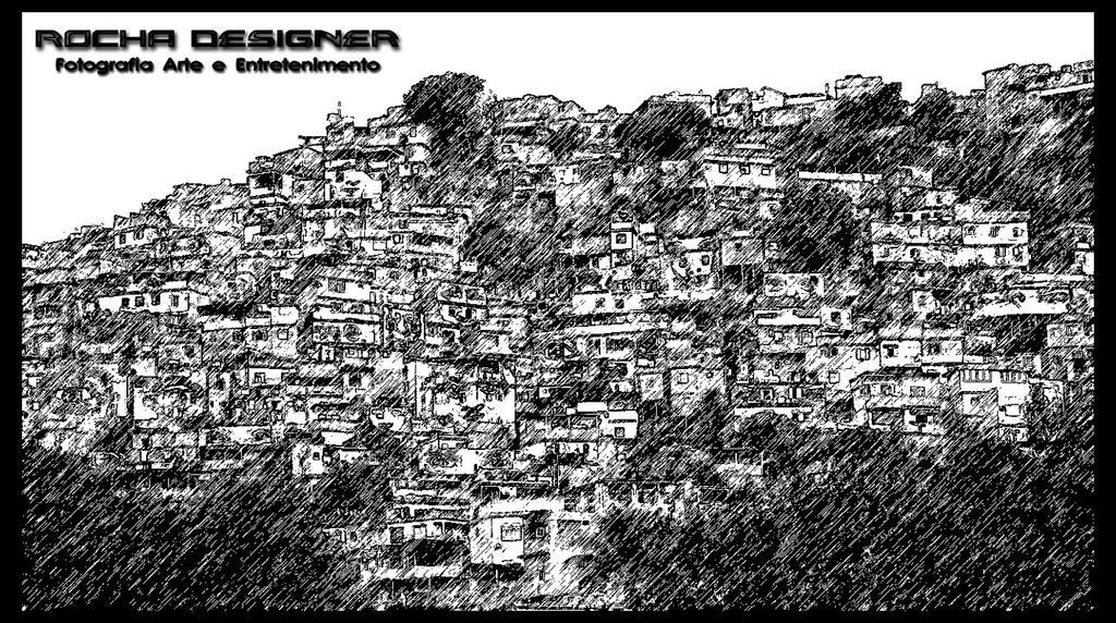 Favela by rochadesigner