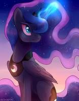 Princess of the Night by Kodabomb