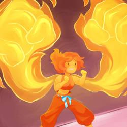 Flame Princess Lapis