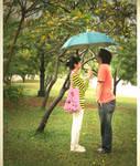 umbrella my dear?