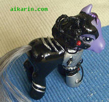 103 the Borg Pony - top view