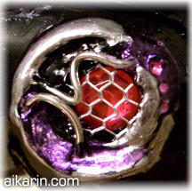 104 of Borg: symbol closeup by borgpony